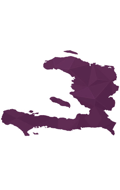 purple HAITI